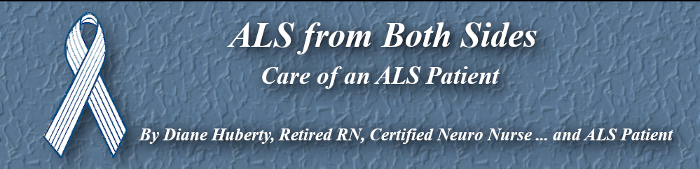 ALS From Both Sides, ALS Patient Care